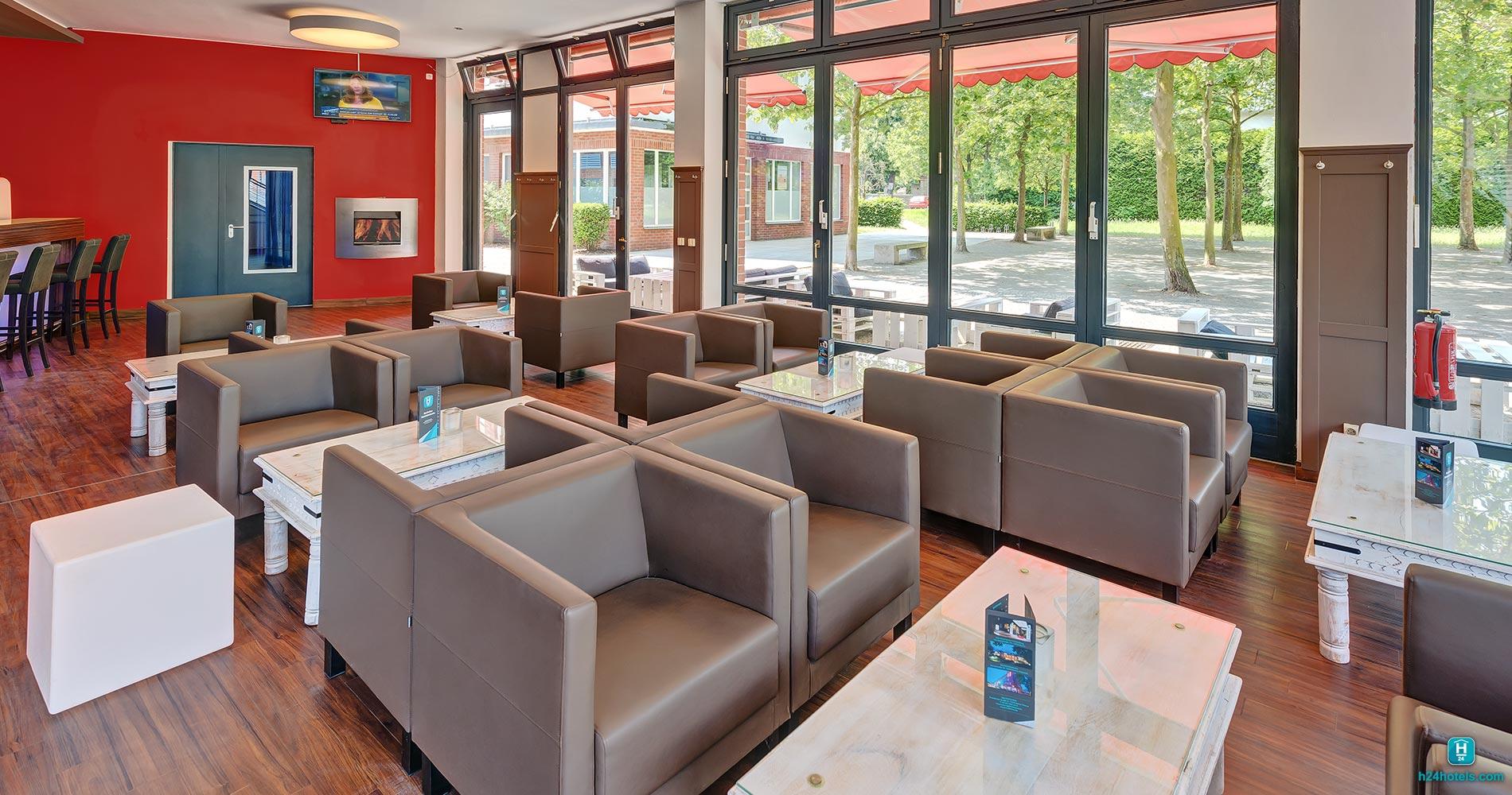 H24 Hoteltow Sitzecke, Lounge